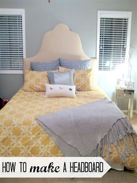 how to make your own fabric headboard rachelle s diy headboard diy headboards furniture and diy home crafts