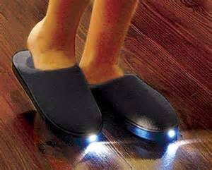 Bedroom Slippers Mens house slippers from brightfeet are lighted slippers