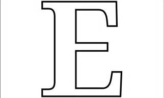 letter e coloring page letter e coloring pages to and print for free