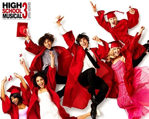 high school musical hsm3 senior year wallpaper high school musical 3
