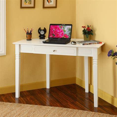 corner desks  small spaces white corner desk