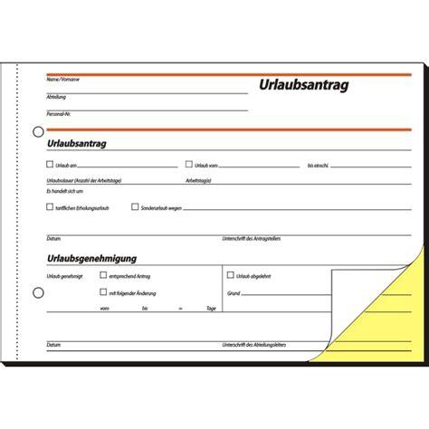 Urlaubsantrag Schreiben Muster Sigel Formularbuch Urlaubsantrag A5 Selbstdurchschreibend 2 Fach Ve 2x40 Blatt Mcbuero De