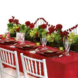 Valentines Table Decorations Best Wedding Planing Red Wedding Reception Decoration