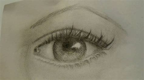 Drawing Eyelashes by How To Draw Eyelashes And Shade An Eye Step By Step