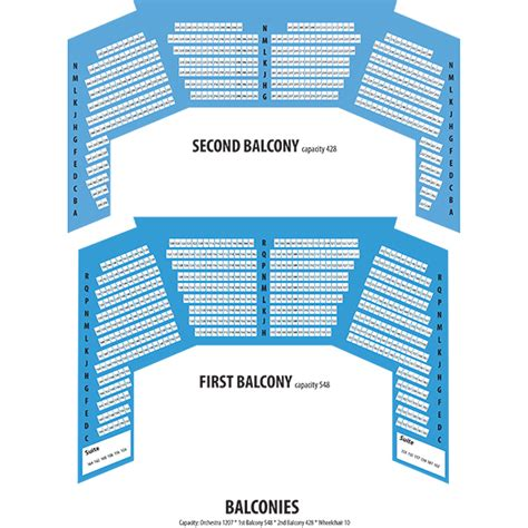Ticketmaster Floor Plan seating charts core entertainment
