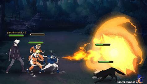 download game sasuke rpg mode tre browser game rpg di dragon ball e naruto