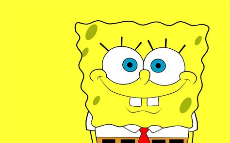 spongebob cartoon wallpaper cute spongebob squarepants hd wallpaper for your pc