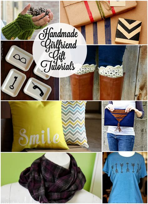 Creative Handmade Gifts - 12 handmade gifts for girlfriends block 10