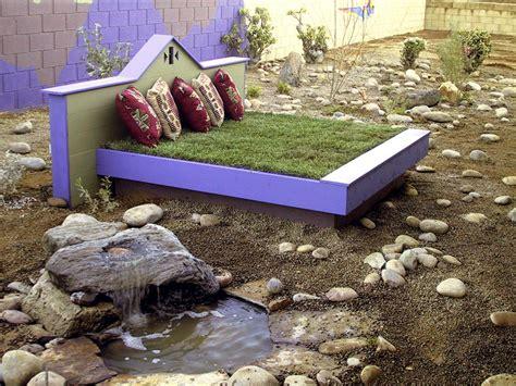rock garden bed ideas desert xeriscape and rock gardens diy garden projects