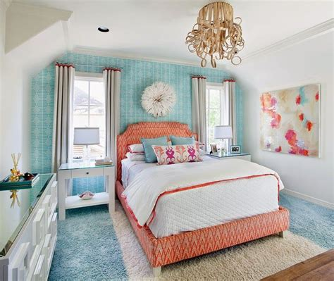 hanging bed eclectic bedroom tracy hardenburg designs 1000 ideas about turquoise teen bedroom on pinterest
