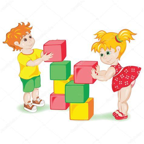 imagenes de niños jugando con numeros ni 241 os jugando con los dados vector de stock 169 andolga