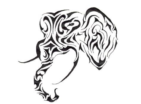 elephant tattoo clipart elephant head designs clipart best