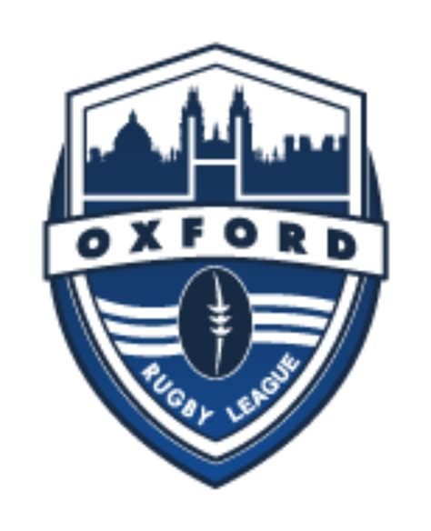 Oxford Logo oxford rugby league