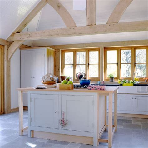 kitchen counter real homes a cosy cottage in kent