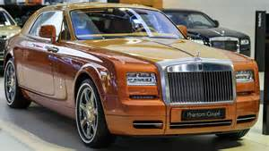 Rolls Royce Phantom Speed 2015 Rolls Royce Phantom Coupe Tiger Edition Picture