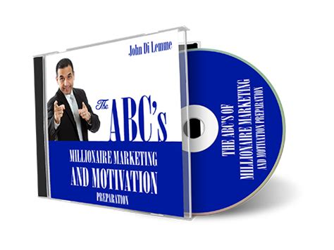 the abcs of millionaire marketing books di lemme s best selling cds audio teachings