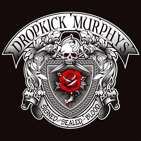dropkick murphys signed and sealed in blood the