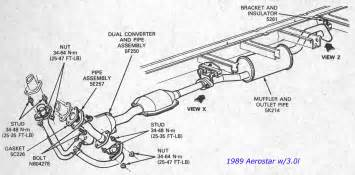 2006 Ford Escape Exhaust System Diagram Exhaust Flange Bolts Nightmare Ford Truck Enthusiasts Forums