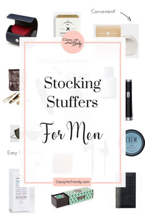 mens stocking stuffers 2016 stocking stuffers for men classy yet trendy