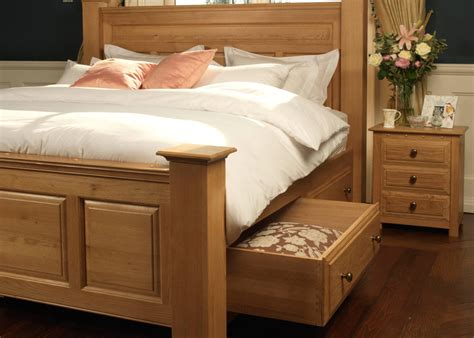 solid oak queen headboard large solid wooden bed ambassador