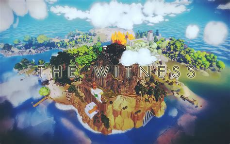 the witness the witness all puzzles walkthrough