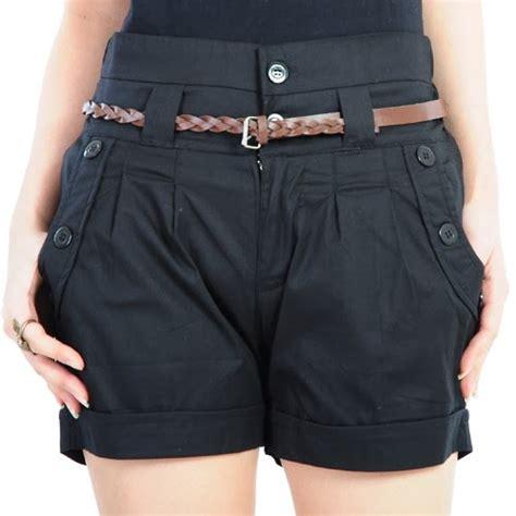 Celana Wanita Lipatan Bawah model celana pendek wanita terbaru 2014