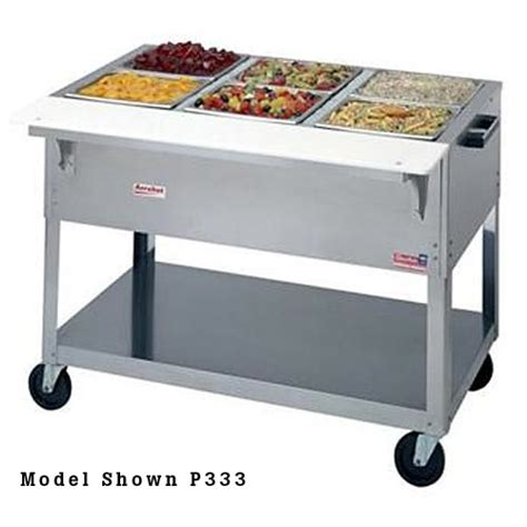buy duke p325 aerohot portable cold pan units ice cooled