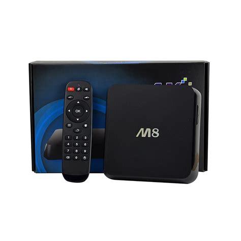 Android Tv Box M8 achat box android tv m8 amlogic s802 mini pc pas cher