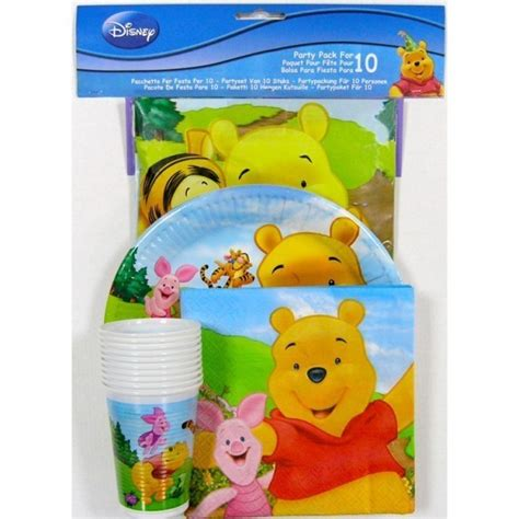 Winnie Pack pack festas anivers 225 winnie the pooh loja da crian 231 a