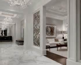 Kitchen Floor Designs With Tile Hall D Entr 233 E De Luxe Avec Un Sol En Carrelage De