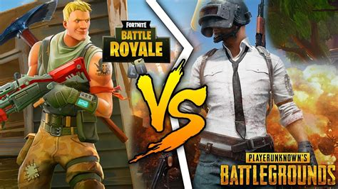 fortnite vs pubg player count top 10 differences between fortnite and pubg player