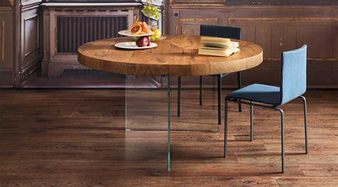 tavolo legno rotondo gambe per tavoli in vetro kimera tavolo allungabile in