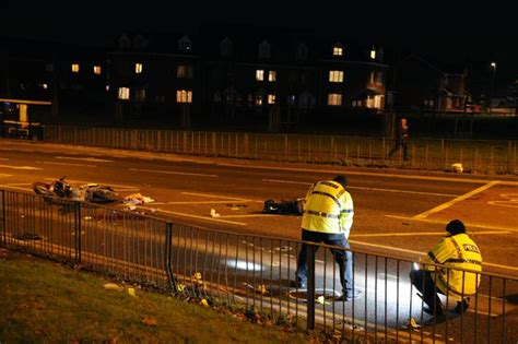 kirkby news man dies following collision with scrambler style