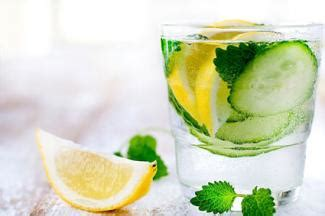 Lemon Cucumber Mint Water Detox Reviews by 10 Detox Water Recipes Lovetoknow