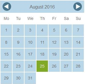 Calendar Compare Dates Date Searches Finding Your Cottage By