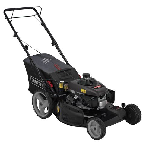 craftsman  cc honda engine  front drive  propelled mower