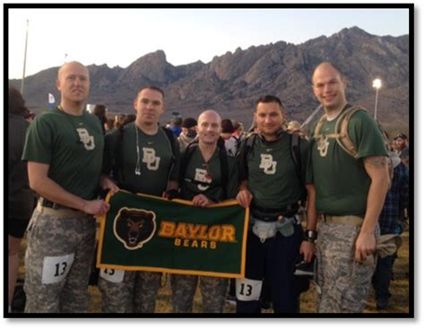Baylor Mha Mba Program by Five Army Baylor Mha Students Competed In The 26th Annual