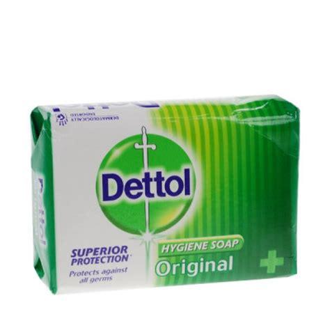 Dettol Original dettol original soap tablet bik bik drogisterij