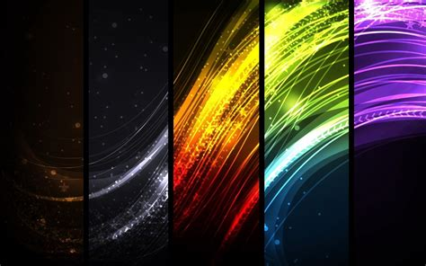 Multi Colored Abstract Wallpaper | abstract multi colors hd wallpaper download hd
