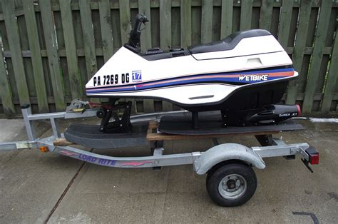 and 1980 arctic cat wetbike