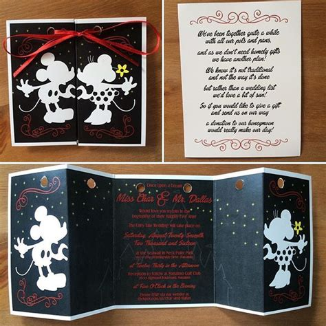 25 best ideas about disney invitations on disney theme disney wedding shower and