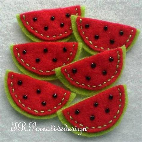 felt watermelon pattern 129 best watermelon applique quilt patterns images on