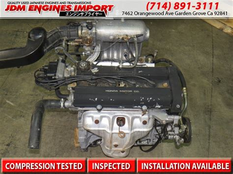 acura integra vtec engine honda crv acura integra ls engine jdm low compression b20b