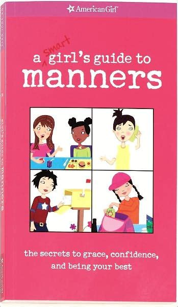 libro manners a smart s guide to manners by nancy holyoke cathi mingus paperback barnes noble 174