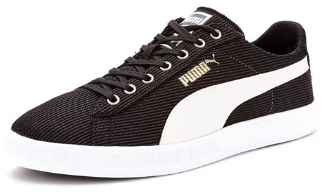 Jual Archive Lite Low Mesh archive lite low mesh trainers in black white 357647 04 ebay