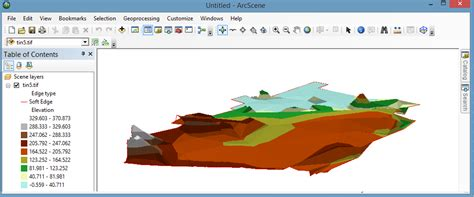 layout view in arcscene 27 differences between arcgis and qgis the most epic gis