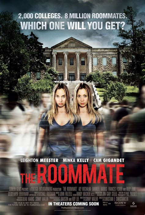 the room mate the roommate and seen with julie and