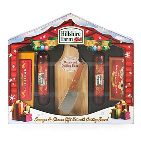 hillshire farm christmas gift set paddleboard set cabin box
