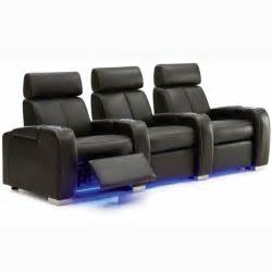 theatre chairs in home theater seating