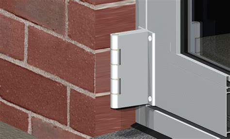 Soft Awning Thermally Broken Hinged Door